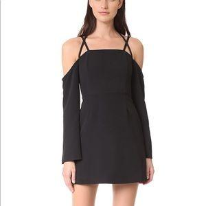 Finders Keeper Black Mirror Image Dress